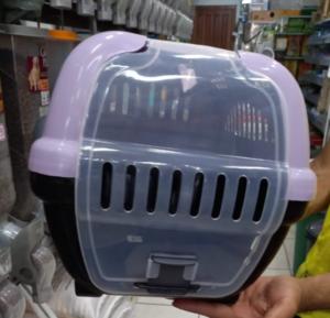 Caixa de Transporte de Cachorro e Gato Número 1