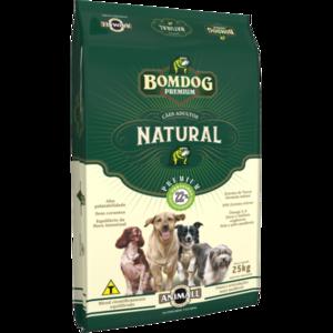 Ração Bomdog Premium Natural 15kg