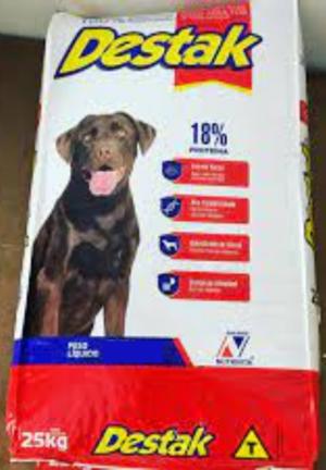 Ração para cachorro Destak 14 kg