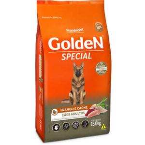 Ração Seca Premier Pet Golden Special 15kg